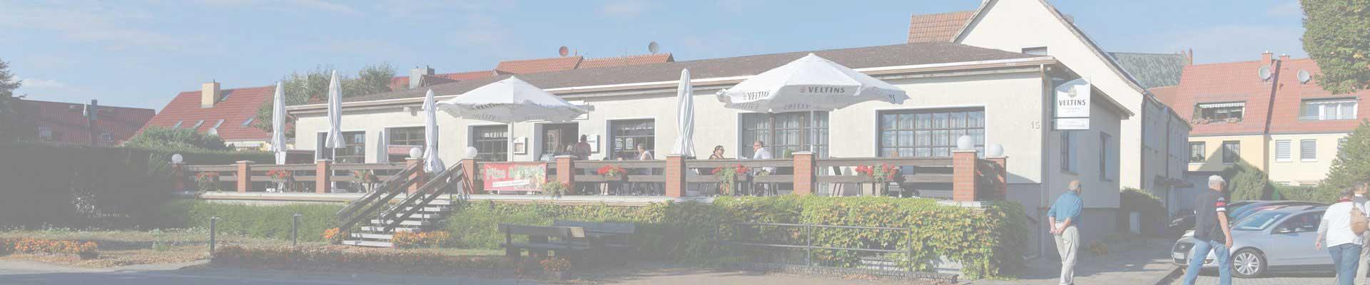 Gaststätte *Zur Fischerstraße*