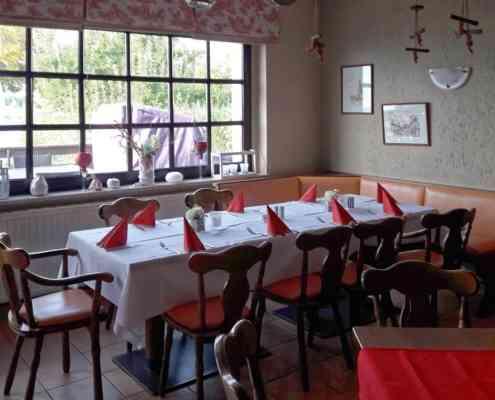 Gastraum Gaststätte Zur Fischerstraße